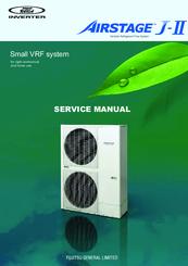 fujitsu airstage j ii service manual pdf download rh manualslib com Fujitsu VRF USA Fujitsu General Portal