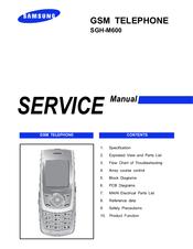 samsung sgh m600 manuals rh manualslib com Samsung Slide Phone Sprint Samsung M300