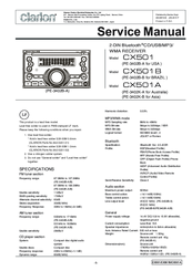 918162_cx501_product clarion cx501a manuals clarion cz309 wiring diagram at bayanpartner.co