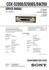 918268_cdxs2000_product sony cdx sw200 fm am compact disc player manuals sony cdx s2210 wiring diagram at gsmx.co