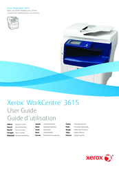 xerox workcentre 3615 manuals rh manualslib com Instruction Manual Book Help Guide