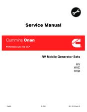 CUMMINS KV SERIES SERVICE MANUAL Pdf Download