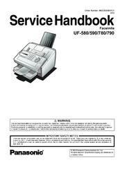 Panasonic uf 6000 manual.