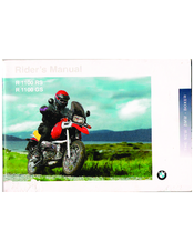 BMW R 1100GS Owner's Manual