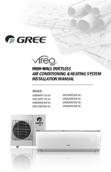 gree air conditioner instructions