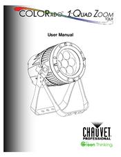 Chauvet Colorado  Tour User Manual