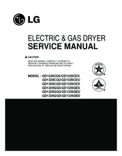 LG / GD1329QES Service Manual