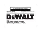 Dewalt dw735 other download instruction manual pdf.
