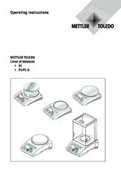 mettler toledo pl202 s manuals rh manualslib com toledo 8142 service manual mettler toledo ind560 service manual
