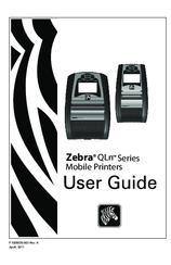 ZEBRA ZD410 USER MANUAL Pdf Download - mandegar info