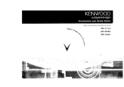 Kenwood Sovereign VR-5080 Connection And Setup Manual
