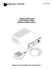 922298_pa300_series_690009_product federal signal corporation pa300 series 690009 manuals federal signal pa300 wiring diagram at gsmportal.co