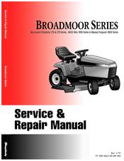 simplicity broadmoor series service manual