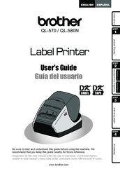 Brother ql 570 software