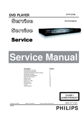 Philips dvd 711 manual.