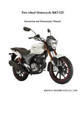 keeway rkv125 manuals rh manualslib com keeway hurricane repair manual keeway scooter repair manual