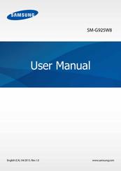 SAMSUNG SM-G925W8 USER MANUAL Pdf Download