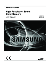 Samsung SCZ-2273 User Manual
