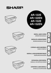 Sharp AR-152E N Scanner Driver Download