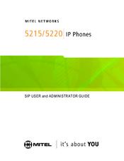 mitel 5220 ip phone administrator guide