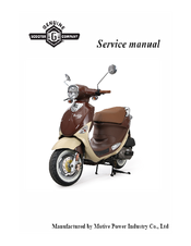 genuine scooter company buddy 170 manuals rh manualslib com buddy scooter owners manual buddy scooter 50cc owners manual
