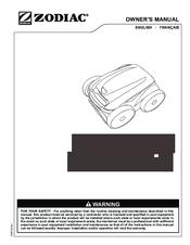 Zodiac Vortex 4 Manuals