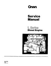 onan l series manuals rh manualslib com B43M Onan Engine Parts Diagram Onan Engine Parts List