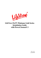 NEW DRIVERS: LIFEVIEW FLYTV EXPRESS M5 MST-T2