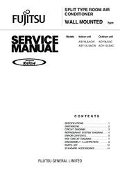 fujitsu asy9lsacw service manual pdf download rh manualslib com