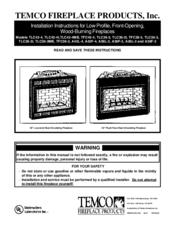 Temco TFC36-3 Manuals