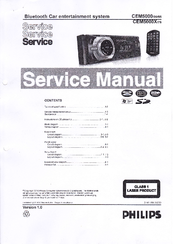 Philips CEM5000X Service Manual