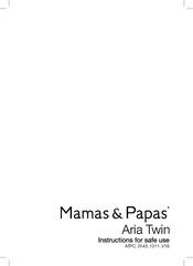 Mamas and papas primo viaggio travel system instructions.