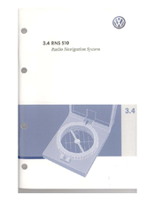 инструкция по эксплуатации Rns 510 - фото 10