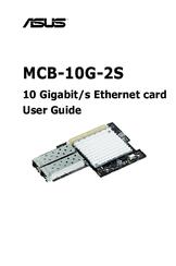 Asus MCB-10G-2S User Manual