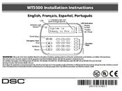 dsc wt5500 manuals rh manualslib com dsc alarm wt5500 manual dsc wt5500 user manual