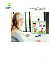 vidyo hd 100 manuals rh manualslib com vidyo connect user guide video user guide