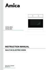 amica 10153 3ew instruction manual pdf download rh manualslib com amica oven user manual Convection Oven