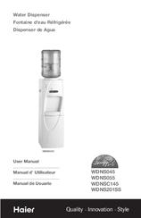 haier wdns201ss manuals rh manualslib com Haier Water Cooler Hot and Cool Haier Water Cooler Hot and Cool