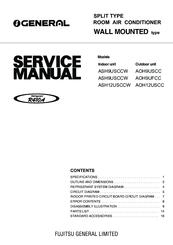 fujitsu ash9usccw service manual pdf download rh manualslib com  fujitsu asu15rlq installation manual