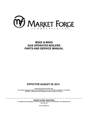 market forge industries m36g manuals rh manualslib com Market Forge Parts market forge parts manuals