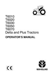 new holland t6050 delta manuals rh manualslib com new holland tc33d owners manual tn75a new holland owners manual