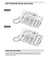 ericsson lg ldp 7024d manuals rh manualslib com Clip Art User Guide lg nortel ldp-7024d user guide