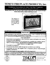Temco ADF3322P Manuals