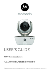 Motorola FOCUS85-S User Manual
