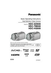 panasonic hdc tm900 manuals rh manualslib com panasonic tm900 manual pdf panasonic hdc-tm900 instruction manual
