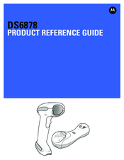 Motorola Symbol DS6878 Product Reference Manual