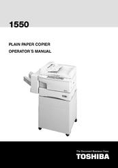 toshiba 1550 manuals rh manualslib com Konica Minolta Copiers Toshiba E Studio Copiers