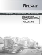 Danby Diplomat Dar163sldp Manuals