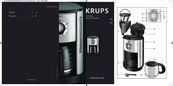 Krups KM740D50 DEFINITIVE SERIES User Manual