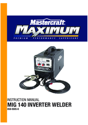 mastercraft mig 140 manuals rh manualslib com mastercraft welder parts mastercraft welder parts